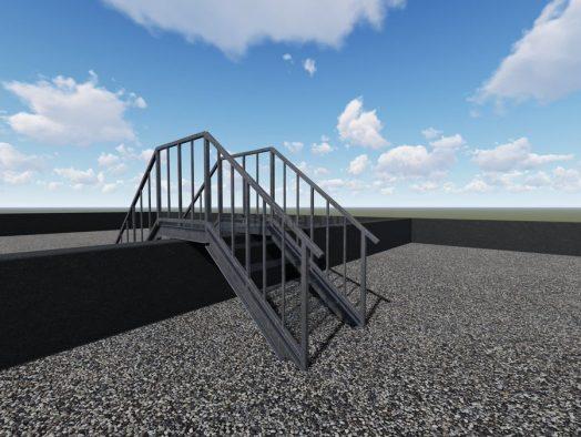 переходной мостик - от 1200 рублей (2)
