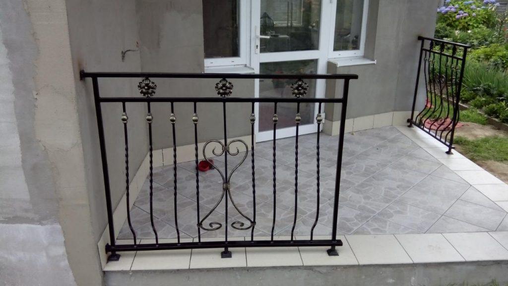 перила от 230 рублей за 1 м.п.