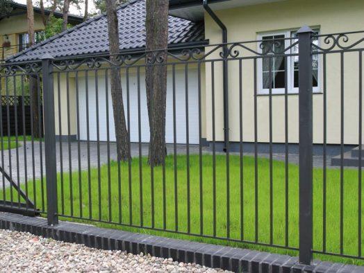 секционный забор - от 155 рублей за 1 м.п.
