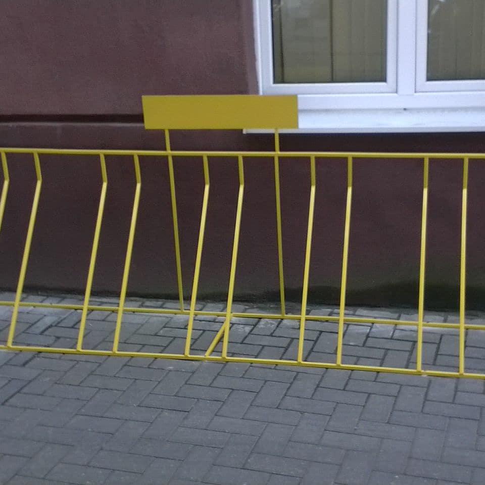 велопарковка - от 200 рублей за 1 штуку