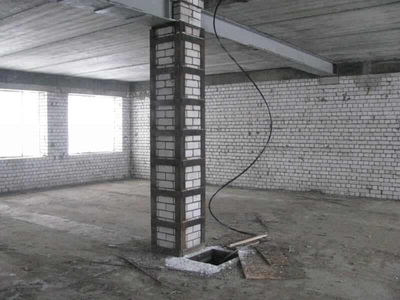 обрамление колонн - от 280 рублей