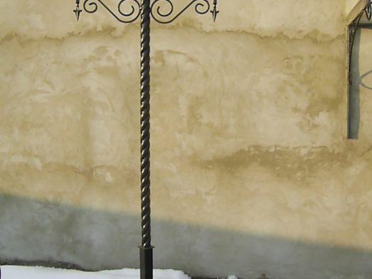 столб освещения - от 550 рублей