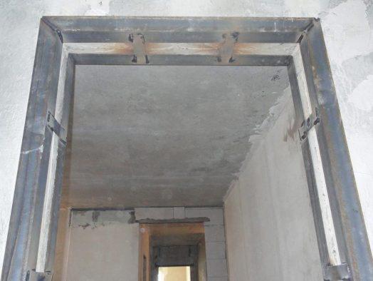 усиление дверного проема - от 280 рублей